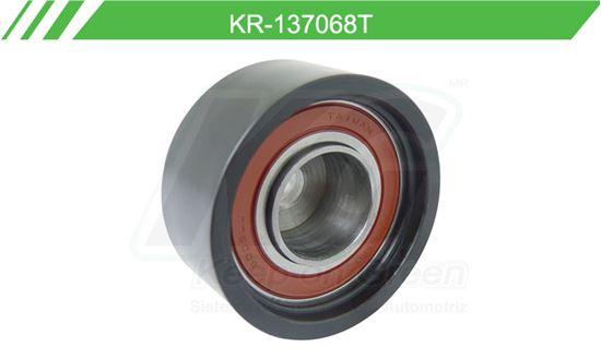 Imagen de Poleas de Accesorios y Distribución KR-137068T