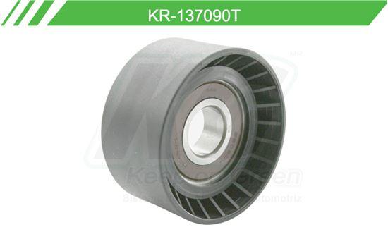Imagen de Poleas de Accesorios y Distribución KR-137090T