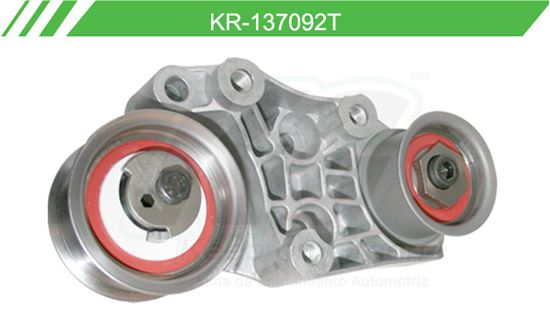 Imagen de Poleas de Accesorios y Distribución KR-137092T