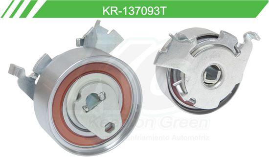 Imagen de Poleas de Accesorios y Distribución KR-137093T