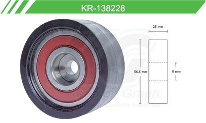 Imagen de Poleas de Accesorios y Distribución KR-138228