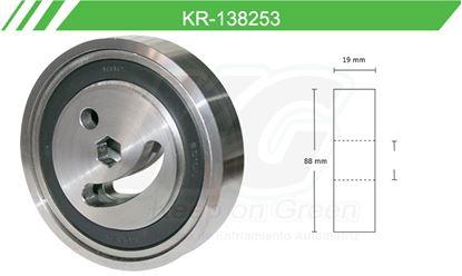 Imagen de Poleas de Accesorios y Distribución KR-138253