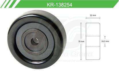 Imagen de Poleas de Accesorios y Distribución KR-138254