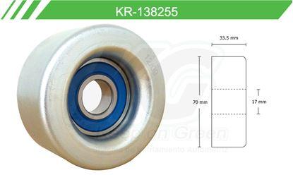 Imagen de Poleas de Accesorios y Distribución KR-138255