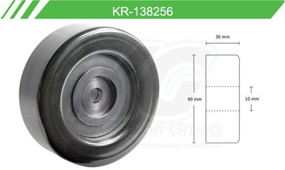 Imagen de Poleas de Accesorios y Distribución KR-138256
