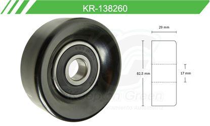 Imagen de Poleas de Accesorios y Distribución KR-138260