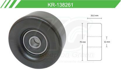 Imagen de Poleas de Accesorios y Distribución KR-138261