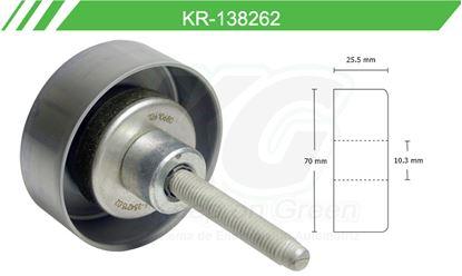 Imagen de Poleas de Accesorios y Distribución KR-138262
