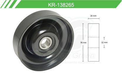 Imagen de Poleas de Accesorios y Distribución KR-138265