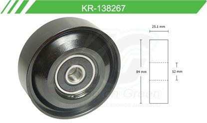 Imagen de Poleas de Accesorios y Distribución KR-138267