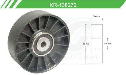 Imagen de Poleas de Accesorios y Distribución KR-138272