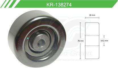 Imagen de Poleas de Accesorios y Distribución KR-138274