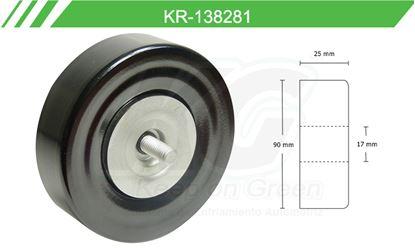 Imagen de Poleas de Accesorios y Distribución KR-138281
