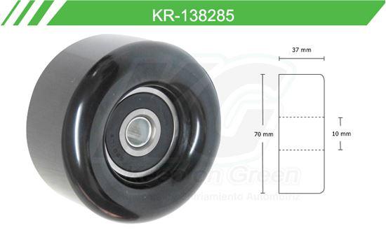 Imagen de Poleas de Accesorios y Distribución KR-138285