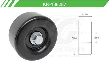 Imagen de Poleas de Accesorios y Distribución KR-138287