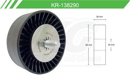 Imagen de Poleas de Accesorios y Distribución KR-138290