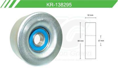 Imagen de Poleas de Accesorios y Distribución KR-138295