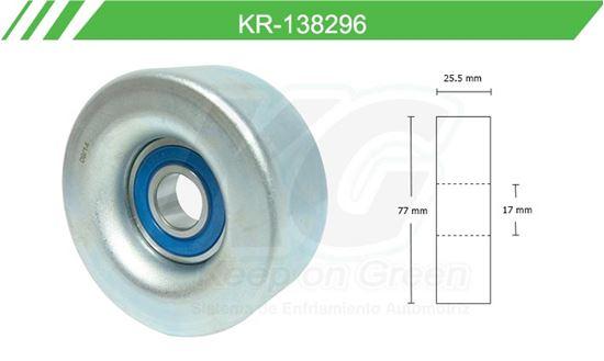 Imagen de Poleas de Accesorios y Distribución KR-138296