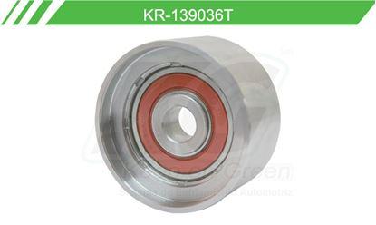 Imagen de Poleas de Accesorios y Distribución KR-139036T