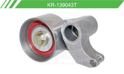 Imagen de Poleas de Accesorios y Distribución KR-139043T