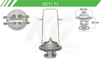 Imagen de Termostato K211.71