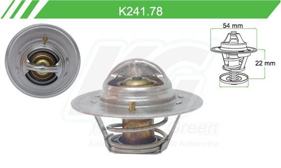 Imagen de Termostato K241.78