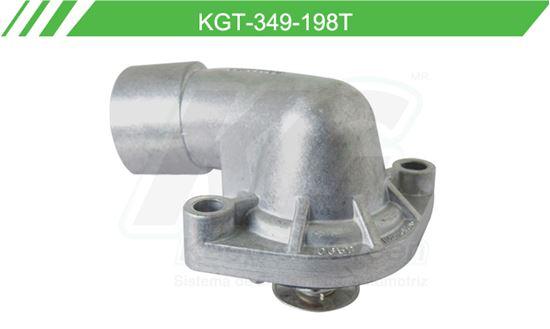 Imagen de Toma de Agua KGT-349-198T