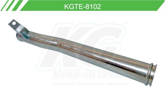 Imagen de Tubo de Enfriamiento KGTE-8102