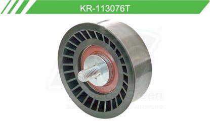 Imagen de Poleas de Accesorios y Distribución KR-113076-T