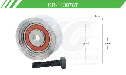 Imagen de Poleas de Accesorios y Distribución KR-113078-T
